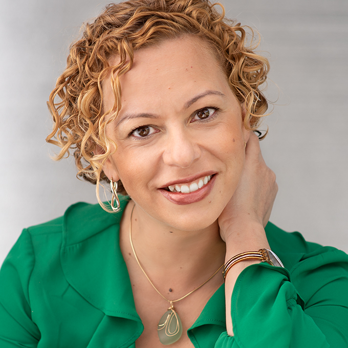Maria Gerea , Certified Leadership Coach and Facilitator